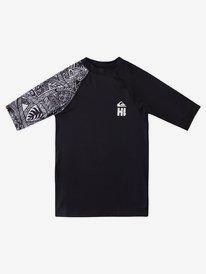 Ma Kai - Short Sleeve UPF 50 Rash Vest for Boys 8-16  EQBWR03125
