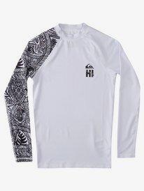 Ma Kai - Long Sleeve UPF 50 Rash Vest for Boys 8-16  EQBWR03132