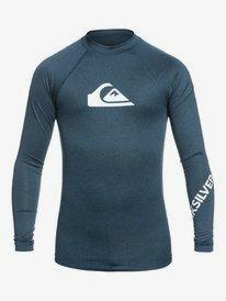 All Time - Long Sleeve UPF 50 Rash Vest for Boys 8-16  EQBWR03137