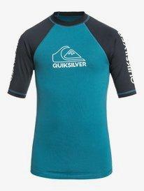 On Tour - Short Sleeve UPF 50 Rash Vest for Boys 8-16  EQBWR03139