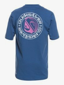 Mystic Session - Short Sleeve UPF 50 Surf T-Shirt for Boys 8-16  EQBWR03190