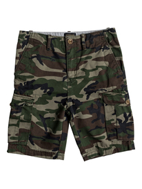 Crucial Battle - Cargo Shorts for Boys 8-16  EQBWS03226