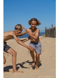 "Baia Duke 14"" - Elasticated Corduroy Shorts for Boys 8-16  EQBWS03317"