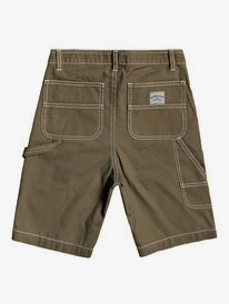 Gawer - Workwear Shorts for Boys 8-16  EQBWS03322