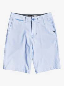 "Union Oxford 19"" - Amphibian Board Shorts for Boys 8-16  EQBWS03327"