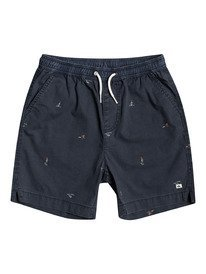 Taxer - Elasticated Shorts for Boys 8-16  EQBWS03335