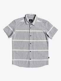 Kalua Kobi - Short Sleeve Shirt for Boys 8-16  EQBWT03281