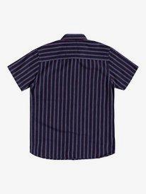 Oxford Lines - Short Sleeve Shirt for Boys 8-16  EQBWT03297