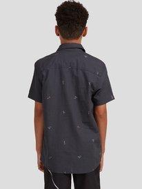 Yacht Rock - Short Sleeve Shirt for Boys 8-16  EQBWT03311