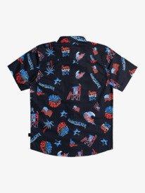 4th Of July - Short Sleeve Shirt for Boys 8-16  EQBWT03320