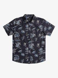 Wild Life - Short Sleeve Shirt for Boys 8-16  EQBWT03321