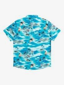 Island Hopper - Short Sleeve Shirt for Boys 8-16  EQBWT03322