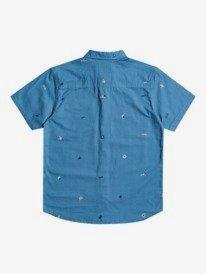 Coastal Omens - Short Sleeve Shirt for Boys 8-16  EQBWT03323