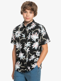 Mystic Beach - Short Sleeve Shirt for Boys  EQBWT03338