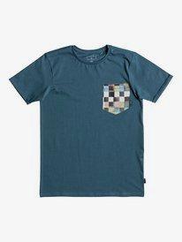 Classic Quadro Glide - T-Shirt for Boys 8-16  EQBZT03667