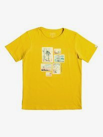 Island Location - T-Shirt for Boys 8-16  EQBZT04004