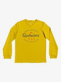 Quiksilver Jungen Solar Sun-Longsleeve 8-16 T-Shirt