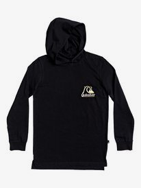 Empty Rooms - Long Sleeve Hooded T-Shirt  EQBZT04162