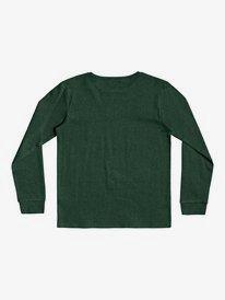 Tropical Slang - Long Sleeve T-Shirt for Boys 8-16  EQBZT04232