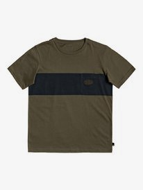 Far Behind - Pocket T-Shirt for Boys 8-16  EQBZT04242