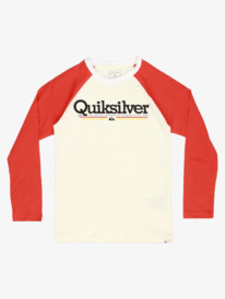 Tropical Lines - Long Sleeve T-Shirt for Boys 8-16  EQBZT04255