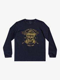 No Angel - Long Sleeve T-Shirt for Boys 8-16  EQBZT04303
