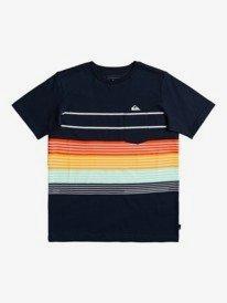 More Core - Short Sleeve Pocket T-Shirt for Boys 8-16  EQBZT04336