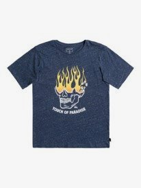 Lights Out - Organic T-Shirt for Boys 8-16  EQBZT04338