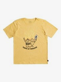 Lights Out - Organic T-Shirt for Boys 8-16  EQBZT04338