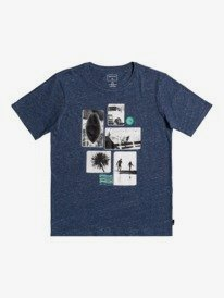 Custom Weather - Organic T-Shirt for Boys 8-16  EQBZT04339