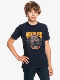 Biker Skull - T-Shirt for Boys  EQBZT04373
