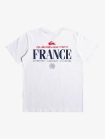 Quik Pro France - T-Shirt for Boys 8 - 16  EQBZT04469