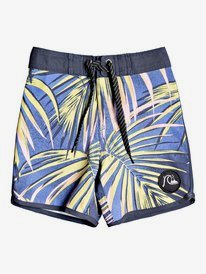 "Highline Sub Tropic 12"" - Board Shorts for Boys 2-7  EQKBS03291"