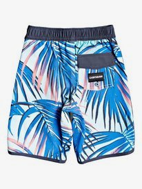 "Highline Sub Tropic 14"" - Board Shorts for Boys 2-7  EQKBS03297"