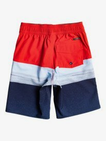 "Surfsilk Panel 14"" - Recycled Board Shorts for Boys 2-7  EQKBS03335"