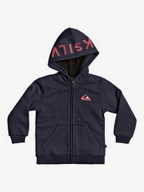 Best Wave Sherpa - Zip-Up Hoodie for Boys 2-7  EQKFT03328