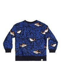 Sharky Troubles - Sweatshirt for Boys 2-7  EQKFT03346