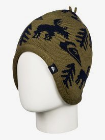 Cookie - Reversible Sherpa Beanie  EQKHA03030