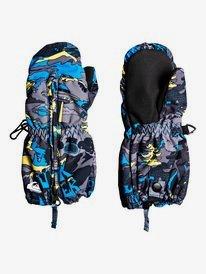 Indie - Snowboard/Ski Mittens for Boys 2-7  EQKHN03005