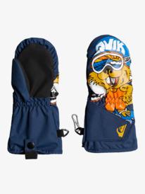 Indie - Snowboard/Ski Mittens for Boys 2-7  EQKHN03009