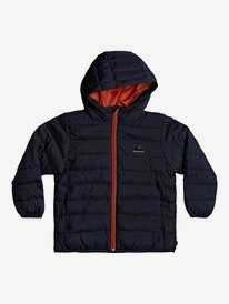 Scaly - Hooded Puffer Jacket for Boys 2-7  EQKJK03107