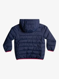 Scaly - Hooded Puffer Jacket for Boys 2-7  EQKJK03110