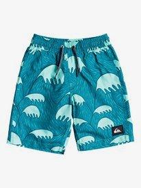"""Jaws 14"""" - Swim Shorts for Boys 2-7  EQKJV03118"""
