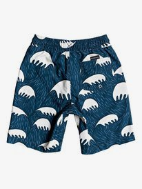 "Jaws 14"" - Swim Shorts for Boys 2-7  EQKJV03118"