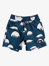 "Jaws 12"" - Swim Shorts  EQKJV03120"