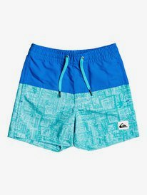 "Magic Five 12"" - Swim Shorts for Boys 2-7  EQKJV03131"