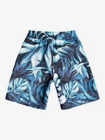 "Tropical Flow 14"" - Swim Shorts for Boys 2-7  EQKJV03132"