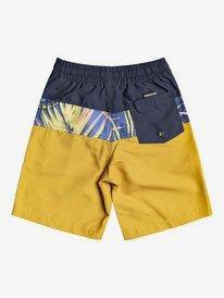 """Sub Tropics 14"""" - Swim Shorts for Boys 2-7  EQKJV03133"""
