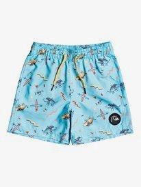Flip Snacking - Swim Shorts for Boys 2-7  EQKJV03134