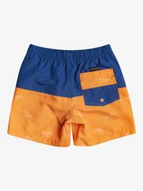 "Magic Five 12"" - Swim Shorts for Boys 2-7  EQKJV03154"